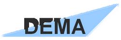 DEMA Dieter Enghausen Maschinenbau GmbH Hamburg Logo